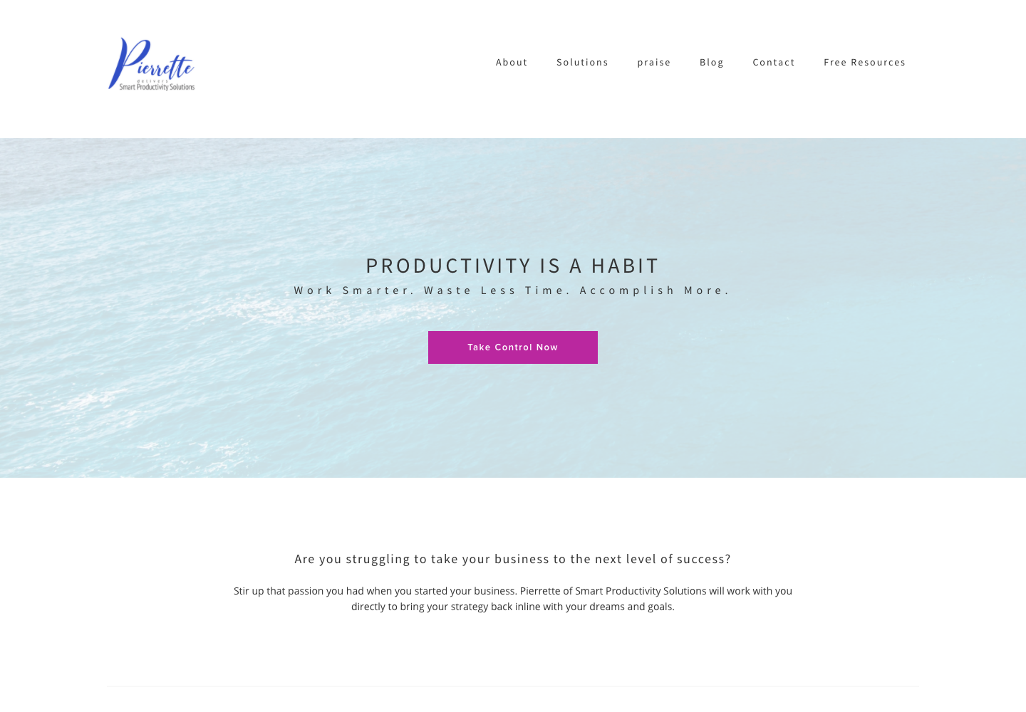 Showcase-SmartProductivitySolutions