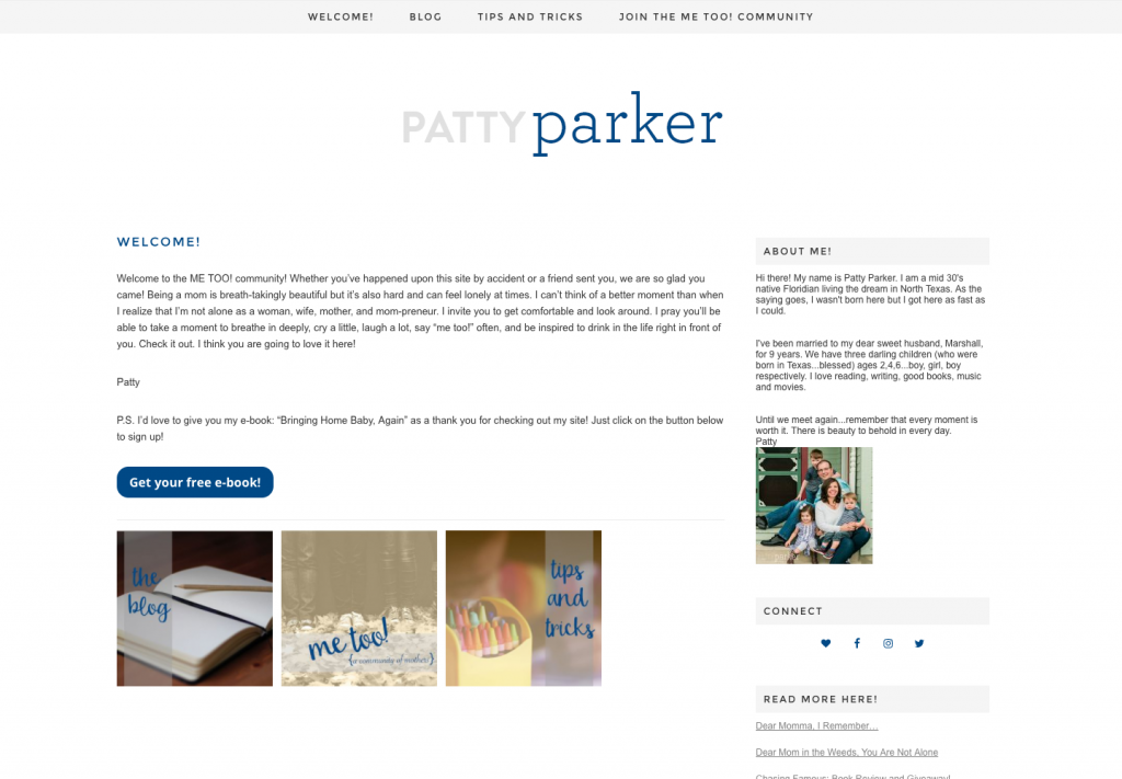 Showcase-PattyParker