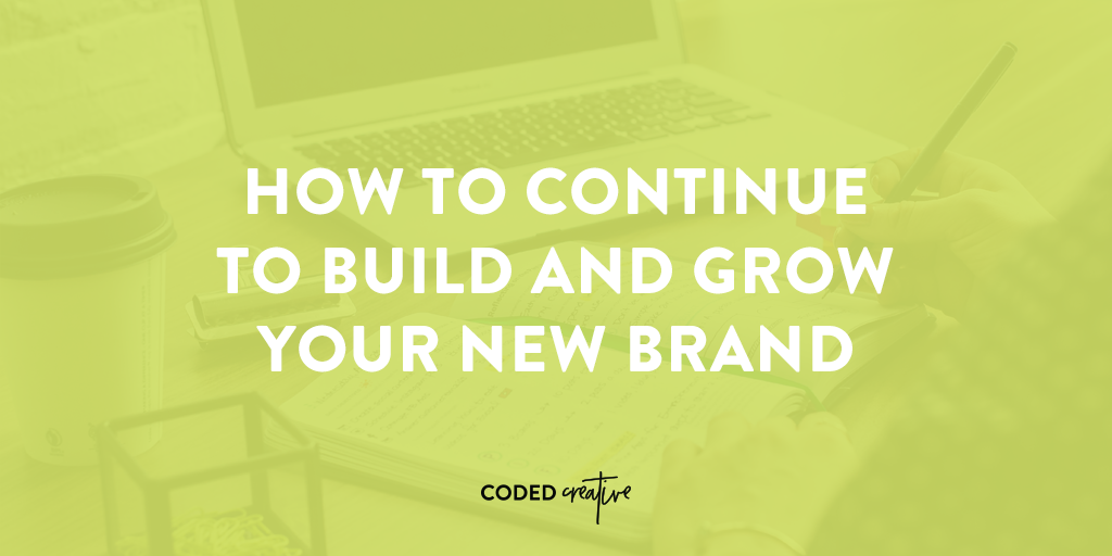 Once you've done the hard work of building your brand, you want to make sure that you can continue growing it with purpose, and these four tips will help you do exactly that.