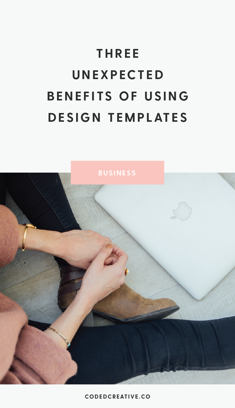 There are a ton of reasons to start using Pinterest templates for your content, but today I'm giving you a few unexpected reasons I believe everyone should use them!