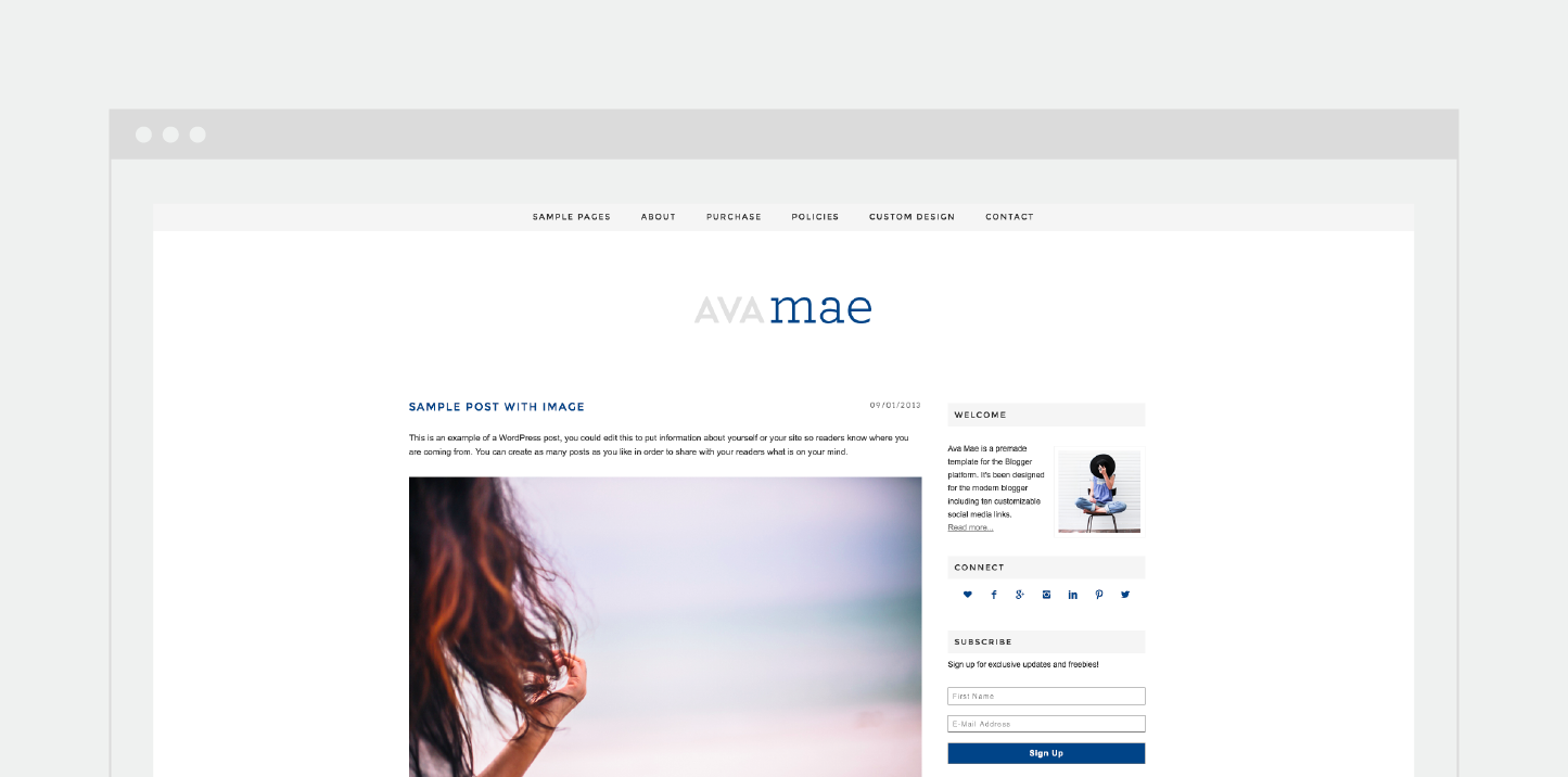 CC_Ava-Mae-WordPress-Theme