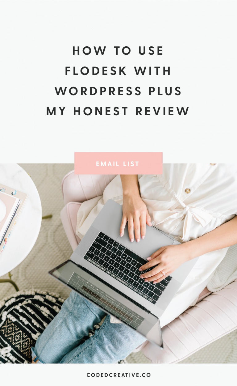 How to Use Flodesk With WordPress + My Honest Review